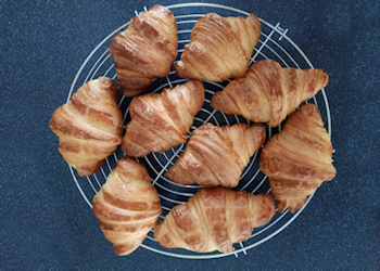 Roombotercroissants