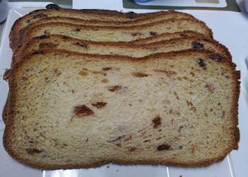 Belgische rozijnenbrood…