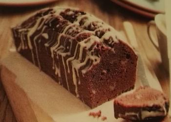 Chocolade walnotencake