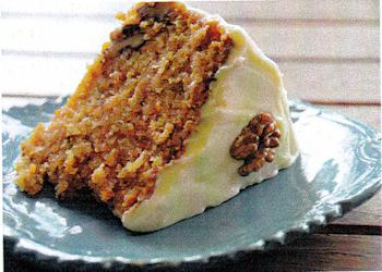 Healthy Carrotcake