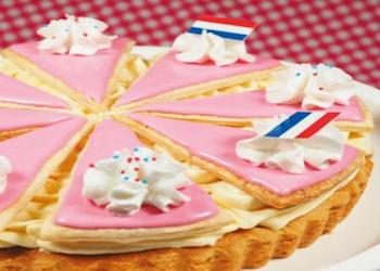 Tompouce taart (2)
