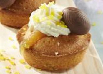 Cupcakes ananashart…