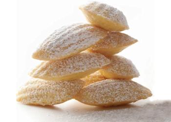 Vanille madeleines (1)