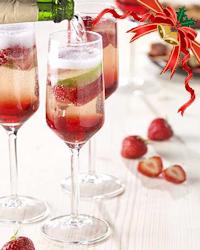 Cranberry bubbels