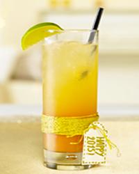 Orange Cranberry Mocktail
