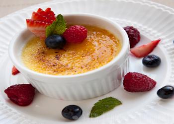 Crème Brûllée