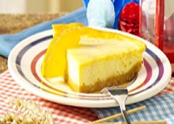 Crunchy cheesecake uit NY
