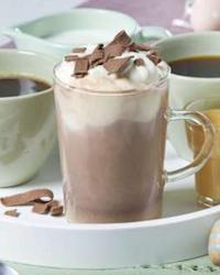 Irish cream cappuccino style