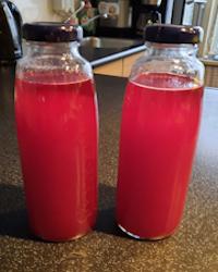 Cranberriesap