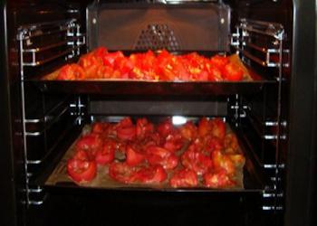 Gedroogde tomaten maken